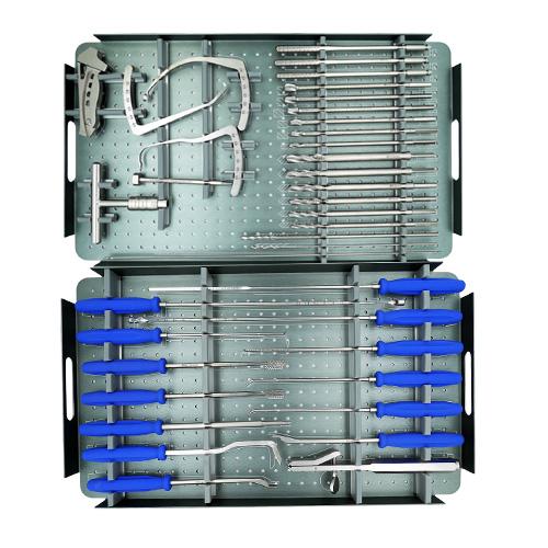 ACL/PCL Reconstruction Instrument Set