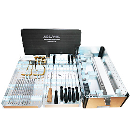 ACL/PCL Reconstruction Instrument Set