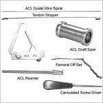ACL Instrument Set