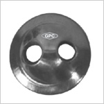 Suture Disk Regular & Conical with 2 Holes