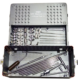 A.O. External Fixator Set