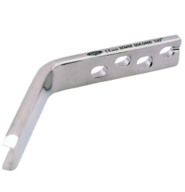 Angle Blade Plate 130° for Adults