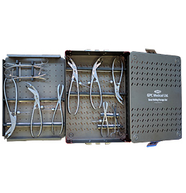 Bone Holding Forceps Set