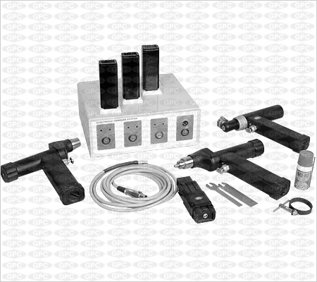 Electric cum battery Operated bone Drill (Rotary Model) - Deluxe
