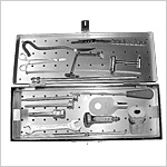 Instrument Set for Humerus Nails (Cannulated)