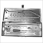 Instrument Set for Reconstruction Nails