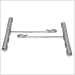 Gigli Saw Handle S.S. (Pair)