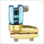 Multiaxis Mini L Clamp for 4.5mm Rod