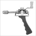 Mini Hand Drill with Fibre Handle