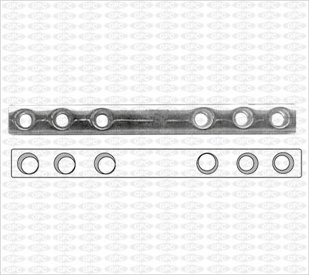 Narrow Lengthening Plate