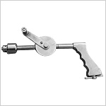 Open Gear Hand Machine Drill with S.S. Chuck & Key