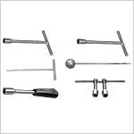 Steffee Instruments Set