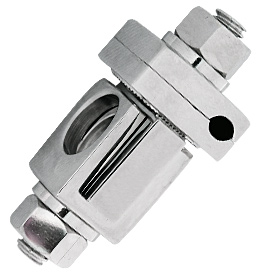 Single Adjustable Clamp / Pin to Rod Clamp