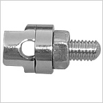 Single Pin Fixation Bolt with Washer - Deluxe