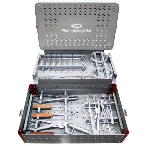 Wire Instrument Set