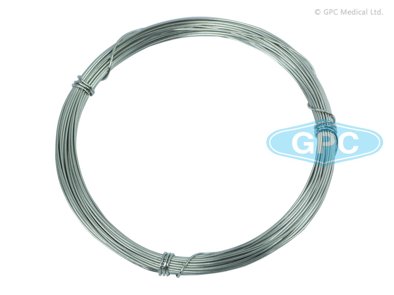 S.S Wire Roll 10m. Gauge- 16 SWG to 36 SWG | S.S Wire Roll 10m ...
