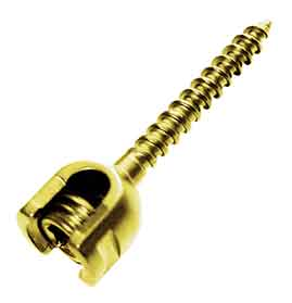 Single Lock Mono Axial Screw