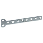 T Plate for 4.5mm Screws